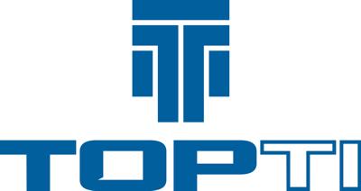 Logomarcar TOPTI Gestão | Sistemas
