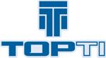 Logomarcar TOPTI Rodape